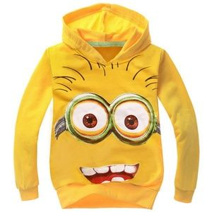 Other - Minions Hoodie